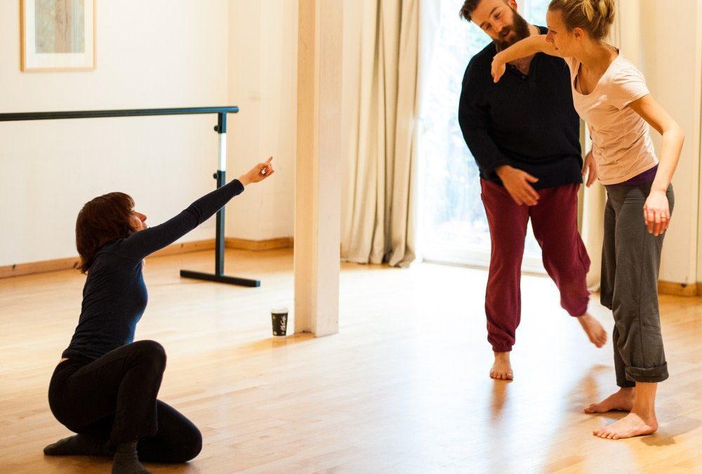 Choreographic Mentor