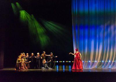 Royal Opera House Thurrock Community Chorus, JPYA Summer Performance,Royal Opera House.
