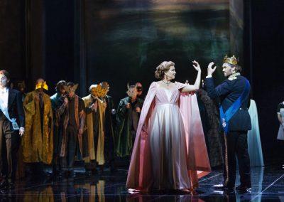 Drot og Marsk, Royal Danish Opera