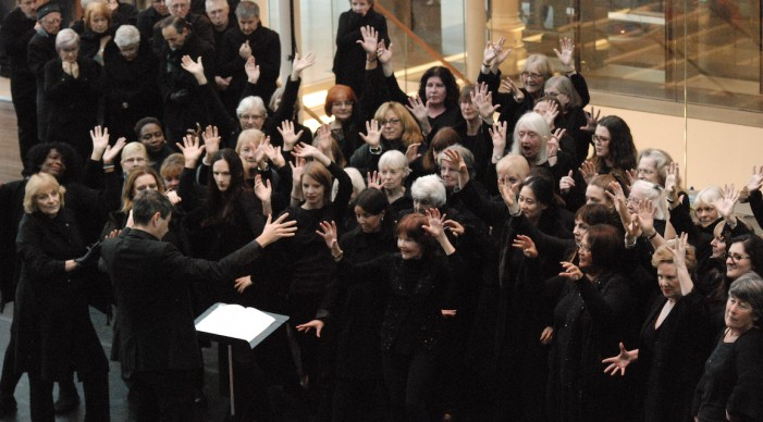 Royal Opera House Thurrock Community Chorus, Shakespeare Programme