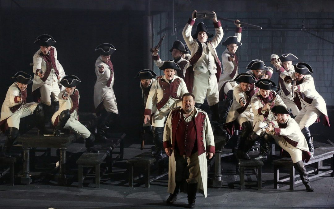 I Masnadieri, Teatro Alla Scala, Milano